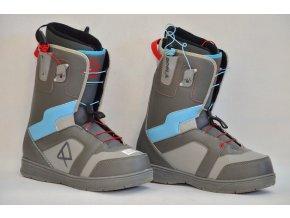 6836 boty na snowboard robla velikost 11