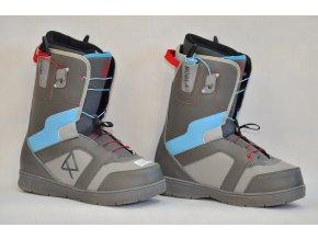 6839 boty na snowboard robla velikost 10 5