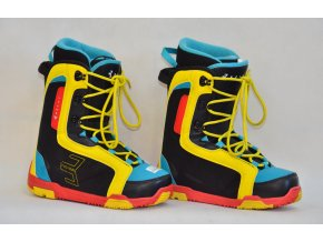 6878 boty na snowboard beany velikost 5 5
