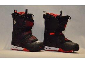7058 boty na snowboard f4 velikost 8 5