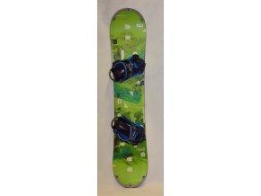 7976 snowboard burton progression 137 cm