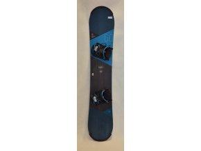 7982 snowboard nidecker rhythm 160 cm