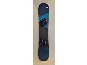 7985 snowboard nidecker rhythm 160 cm