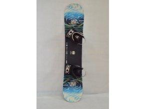 8027 snowboard salomon liberty 135 cm