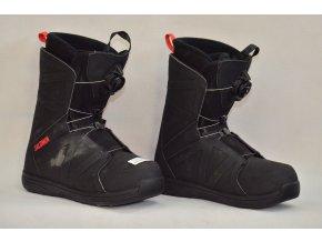 8042 boty na snowboard salomon velikost 8