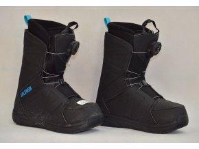 8081 boty na snowboard salomon velikost 23