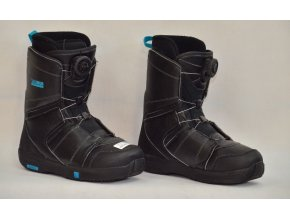 8087 boty na snowboard salomon velikost 5