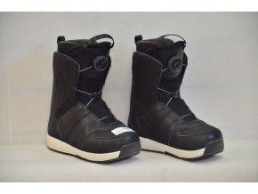 boty na snowboard Salomon velikost 22