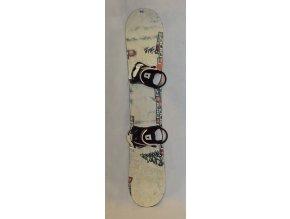 8222 snowboard ride 145 cm