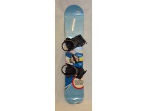 8237 snowboard escape daitona 133 cm
