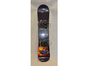 8243 snowboard stuf saga 125 cm