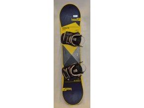 8246 snowboard head flocka 120 cm