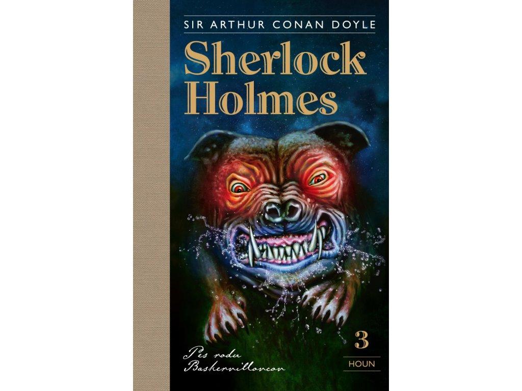 Sherlock Holmes 3: Pes rodu Baskervillovcov