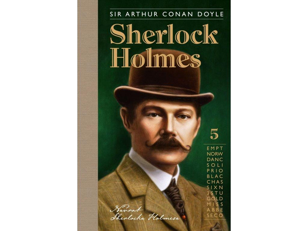 Sherlock Holmes 5: Návrat Sherlocka Holmesa
