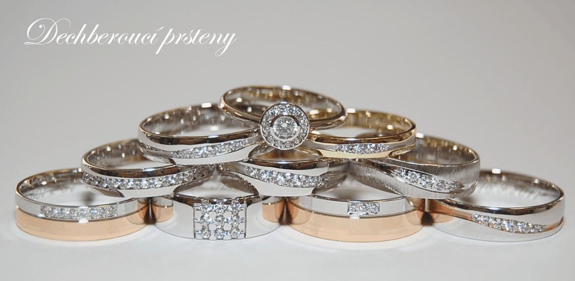 Dechberoucí prsteny