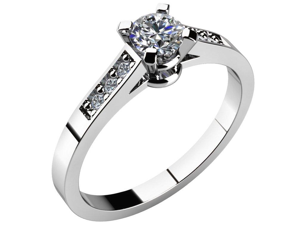 Zasnubni Prsten Love 015 Snubni Prsteny Vas Den