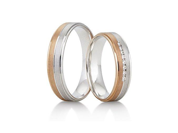 Snubní prsteny LR-347