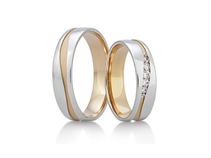 Snubní prsteny LR-386