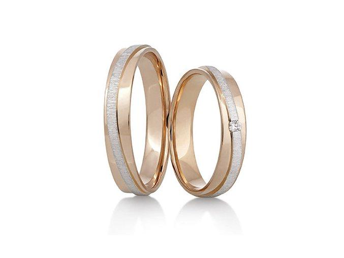 Snubní prsteny LR-378