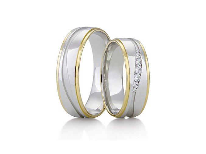 Snubní prsteny LR-350