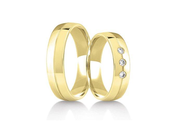 Snubní prsteny LR-040