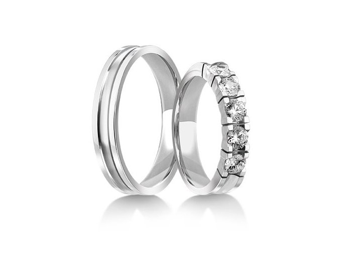 Snubní prsteny LR-199