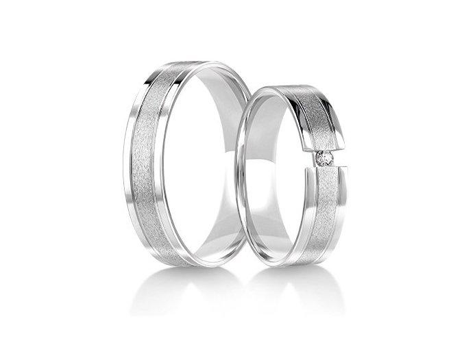 Snubní prsteny LR-087