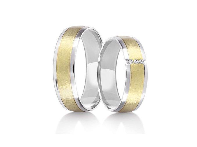 Snubní prsteny LR-191