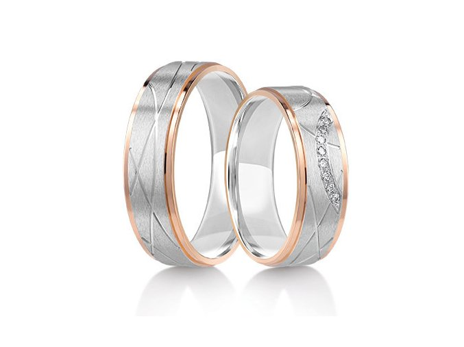 Snubní prsteny LR-411
