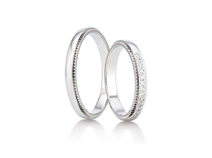 Snubní prsteny LR-394