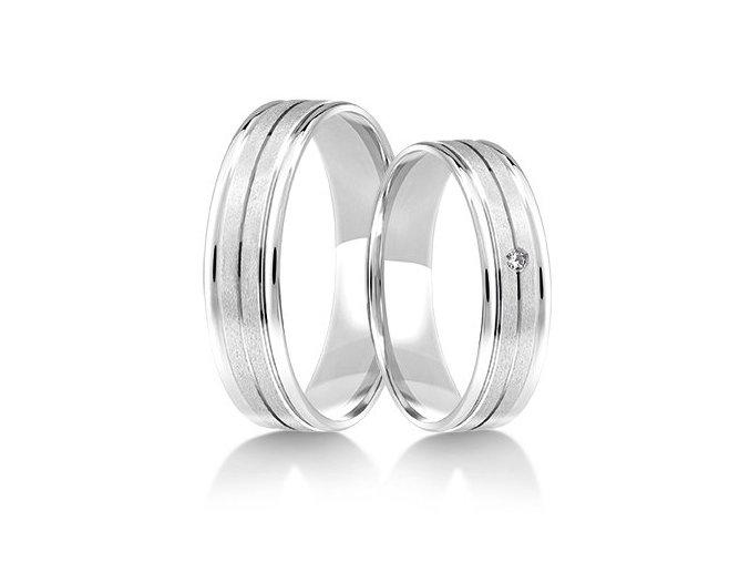 Snubní prsteny LR-235