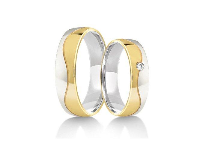 Snubní prsteny LR-003