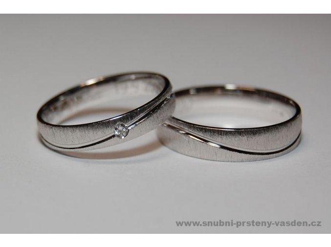 Snubní prsteny LR-346