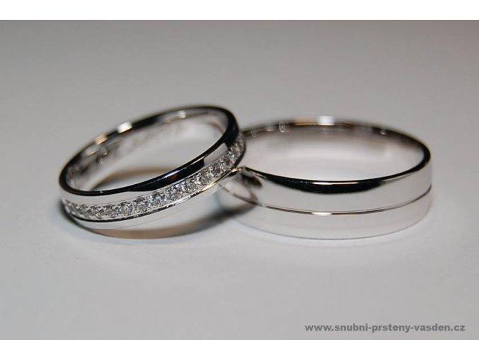 Snubní prsteny LR-141