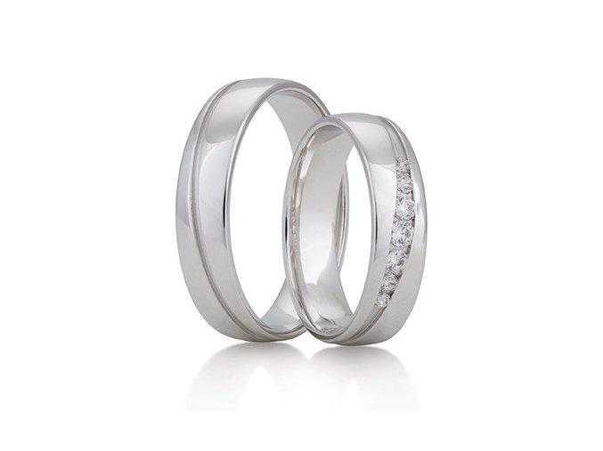 Snubní prsteny LR-352