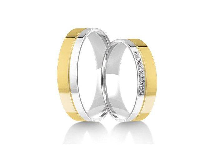 Snubní prsteny LR-115