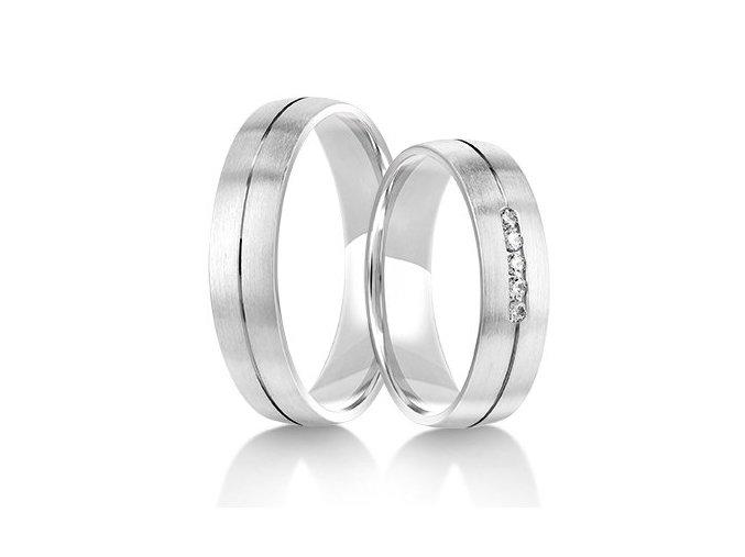 Snubní prsteny LR-233