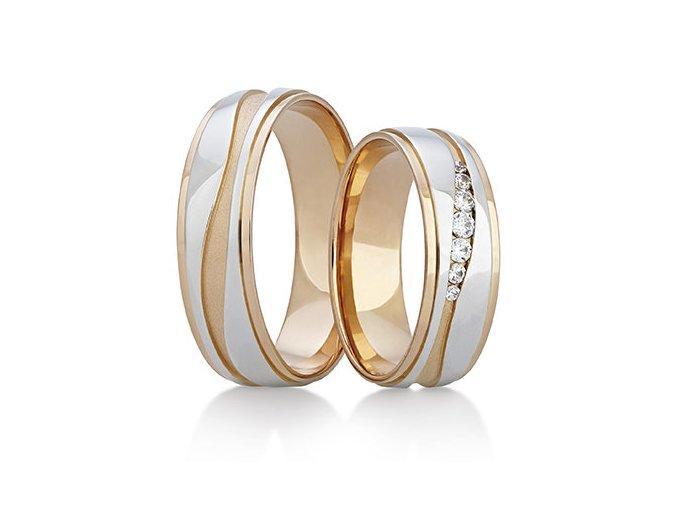 Snubní prsteny LR-385