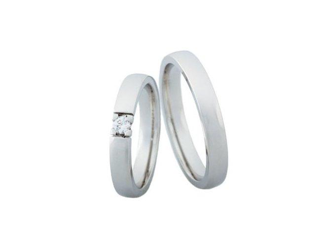 Snubní prsteny LR-279