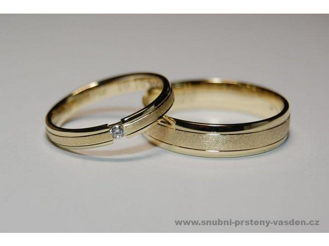 Snubní prsteny LR-102