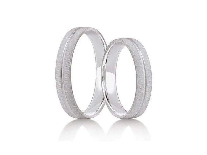Snubní prsteny LR-254