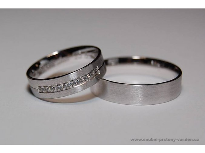 Snubní prsteny LR-166