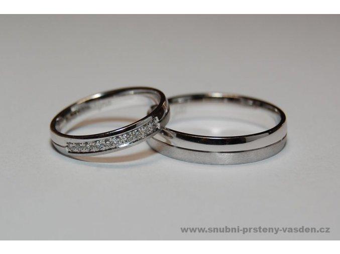 Snubní prsteny LR-416