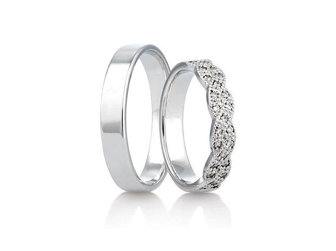 Snubní prsteny LR-296