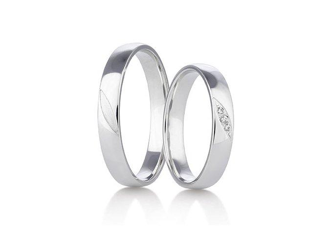 Snubní prsteny LR-413