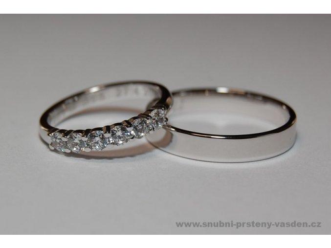 Snubní prsteny LR-332