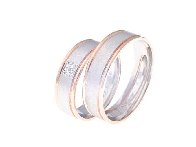 Snubní prsteny LR-170