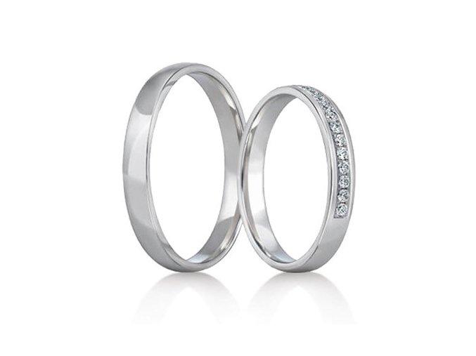 Snubní prsteny LR-126