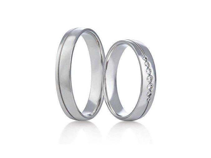 Snubní prsteny LR-423