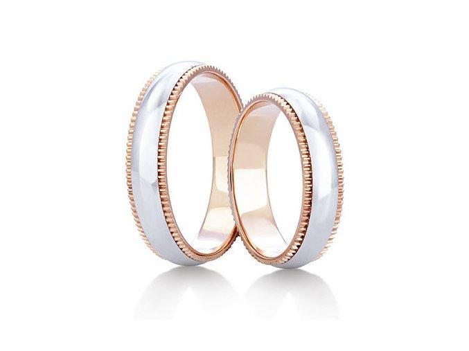 Snubní prsteny LR-389